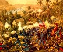 إسبانيا تعلن الحرب ضد الولايات المتحدة