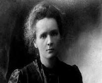 """وفاه عالمة الفيزياء والكيمياء البولندية ماري كوري """"Marie Curie"""""""