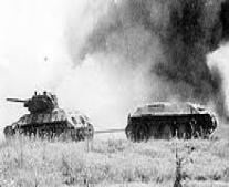 معركة كورسك بين القوتين الألمانية والسوفياتية