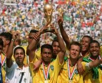 فوز منتخب البرازيل بكأس العالم لكرة القدم 94