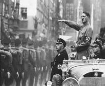 نجاة أدولف هتلر من محاولة اغتيال