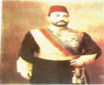 محمد سعيد باشا يستلم حكم مصر