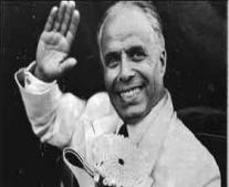 """أول رئيس للجمهورية التونسية """"الحبيب بورقيبة"""""""