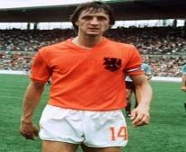 مولد لاعب كرة القدم يوهان كرويف (Johan Cruyff)