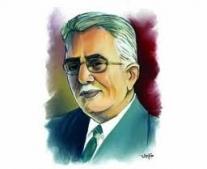 وفاه الشاعر اللبنانى بشارة عبد الله الخوري