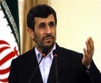 فوز محمود أحمدي نجاد بالانتخابات الرئاسية الإيرانية