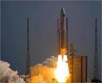 إطلاق القمر الصناعي المصري نايل سات 201