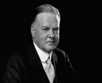 """ولد رئيس الولايات المتحدة هربرت هوفر """"Herbert Hoover"""""""