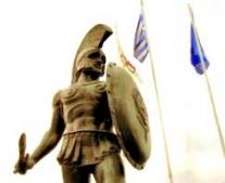 وفاه ملك إسبرطة ليونيداس