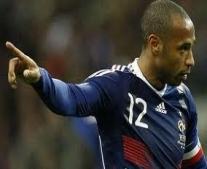 """ولد لاعب كرة القدم الفرنسى تيري هنري """"Thierry Henry"""""""