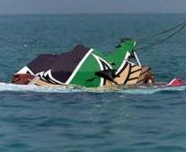 سقوط طائرة تابعة لشركة طيران الخليج