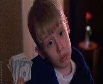 ولد الممثل الأمريكى ماكولي كولكن Macaulay Culkin