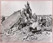 سقوط الطائرة نجمة ميريلاند رحلة 903 بالقرب من وادي النطرون