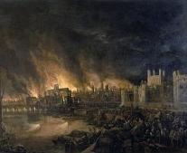 حريق لندن الكبير