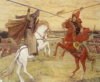 معركة كوليكوفو Куликовская битва
