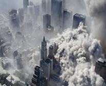 أحداث 11 سبتمبر يستهدف مركز التجارة العالمي