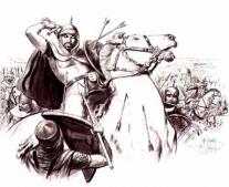 استشهاد السلطان عماد الدين زنكي