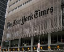 أول إصدار من جريدة نيويورك تايمز The New York Times