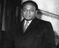 ولد الزعيم الغاني كوامي نكروما Kwame Nkrumah