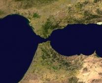 تشيلي تغزو مضيق ماجلان Strait of Magellan