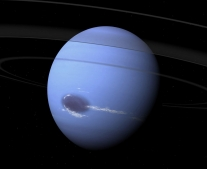 اكتشاف كوكب نبتون