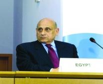 وفاه أحمد ماهر وزير خارجية مصر