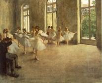 وفاه الفنان التشكيلى الفرنسى إدغار ديغا Edgar Degas
