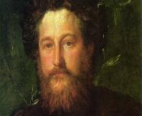 وفاه الشاعر ويليام موريس William Morris