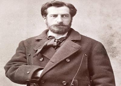 وفاه النحات الفرنسي فريديريك Frédéric Bartholdi
