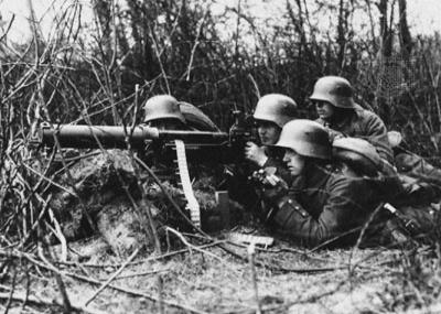 الولايات المتحدة الأمريكية تعلن الحرب على ألمانيا أثناء الحرب العالمية الأولى