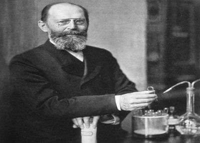 """ولد عالم الكيمياء إميل فيشر """"Emil Fischer"""""""