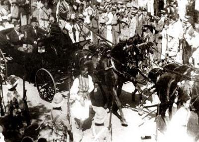 الأمير فؤاد الأول سلطانًا على مصر