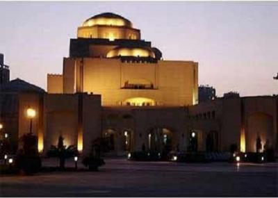 افتتاح مبنى دار الأوبرا المصرية الجديدة بالجزيرة