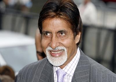 ولد الممثل الهندي أميتاب باتشان Amitabh Bachchan