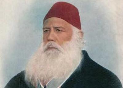 ولد الداعية الإسلامي الهندي السيد أحمد خان