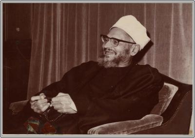 وفاه العالم وشيخ الازهر السابق عبد الحليم محمود