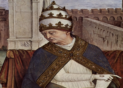 ولد بيوس الثاني Pius II بابا الكنيسة الرومانية الكاثوليكية