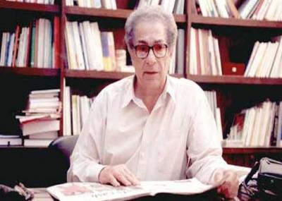 وفاه الكاتب والأديب المصري أنيس منصور