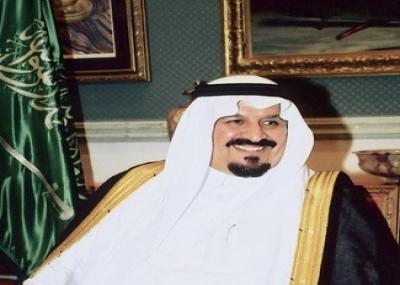وفاه الأمير سلطان بن عبد العزيز آل سعود