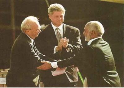 """معاهدة السلام الأردنية الإسرائيلية """"معاهدة وادي عربة"""""""