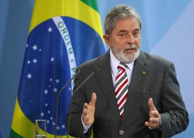 ولد رئيس البرازيل لويس دا سيلفا Luiz Inácio Lula da Silva