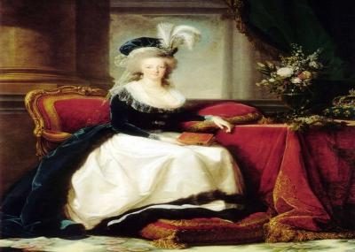 ولدت ملكة فرنسا ماري أنطوانيت Marie-Antoinette d