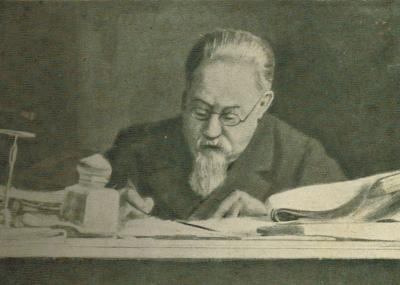 ولد عالم الجريمة الايطالى تشيزاري لومبروزو Cesare Lombroso
