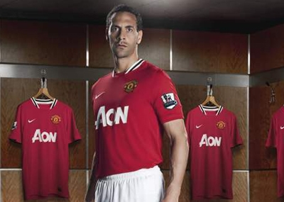 ولد لاعب كرة القدم الإنجليزي ريو فرديناند Rio Ferdinand