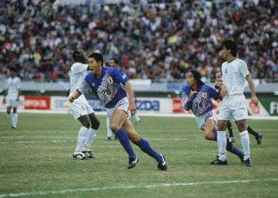 منتخب اليابان يحرز لقب بطولة كأس الأمم الآسيوية لكرة القدم 1992
