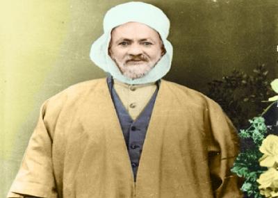 ولد عميد الصحافة الجزائرية أبو اليقظان