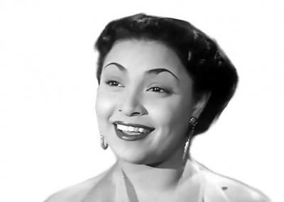 ولدت المغنية والممثلة المصرية سعاد مكاوي