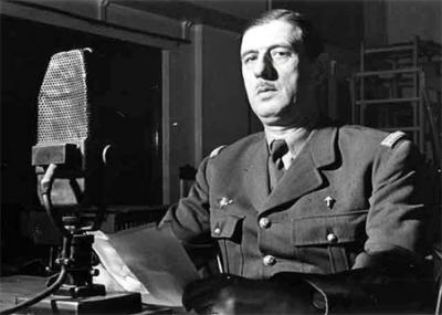 وفاة الرئيس الفرنسى شارل ديغول Charles de Gaulle