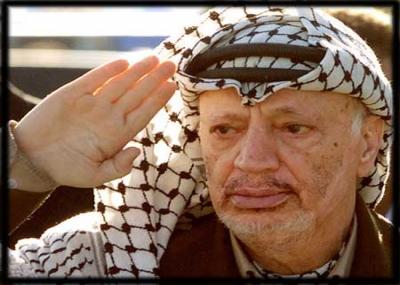 وفاة الزعيم ياسر عرفات