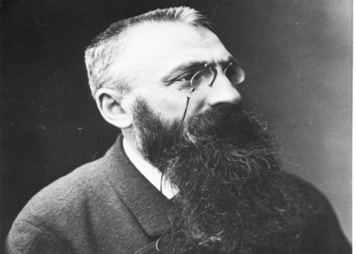 ولد النحات الفرنسي أوغوست رودان Auguste Rodin